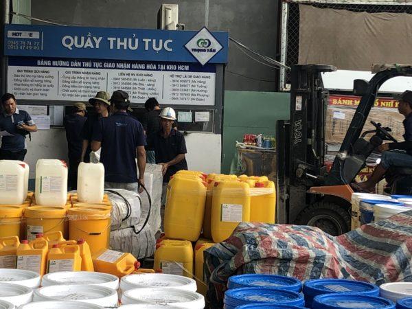 Giá vận chuyển hàng Hà Nội đi Bình Dương