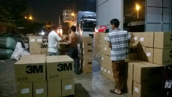 Giá vận chuyển hàng Hà Nội đi Bình Định