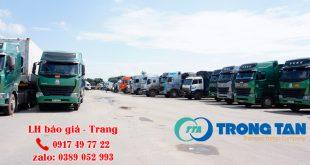Giá cước chuyển hàng Sài Gòn đi Nha Trang