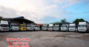 Giá cước chuyển hàng Sài Gòn đi Hưng Yên