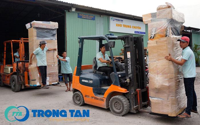 Chành xe chở hàng Hà Nội đi Huế