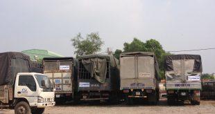 Chành xe chuyển hàng đi Quảng Nam