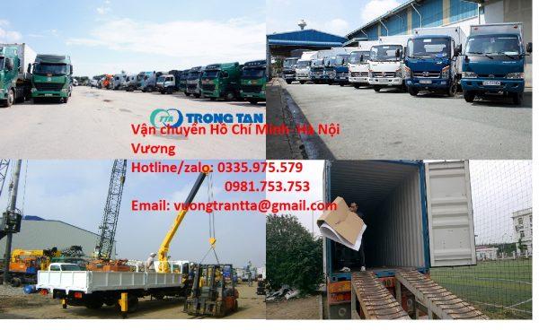 <strong>Vận chuyển hàng Hồ Chí Minh Hà Nội đa dạng chủng loại và kích thước xe</strong>