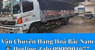 Chuyển Hàng TP HCM Nha Trang