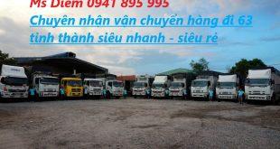 chành xe tải chở hàng Sài Gòn đi Quảng Trị