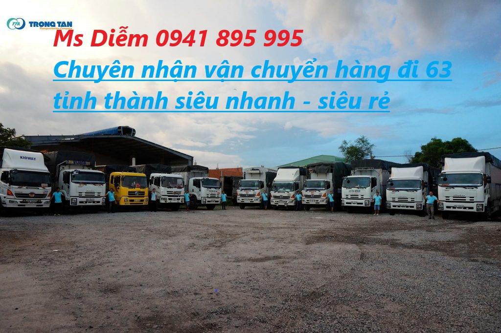 nhà xe chở hàng từ Cần Thơ đi Phan Thiết