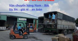 chành xe vận chuyển hàng đi toàn quốc