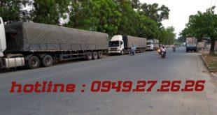 Chành xe chuyển hàng về Sơn Tịnh Quảng Ngãi