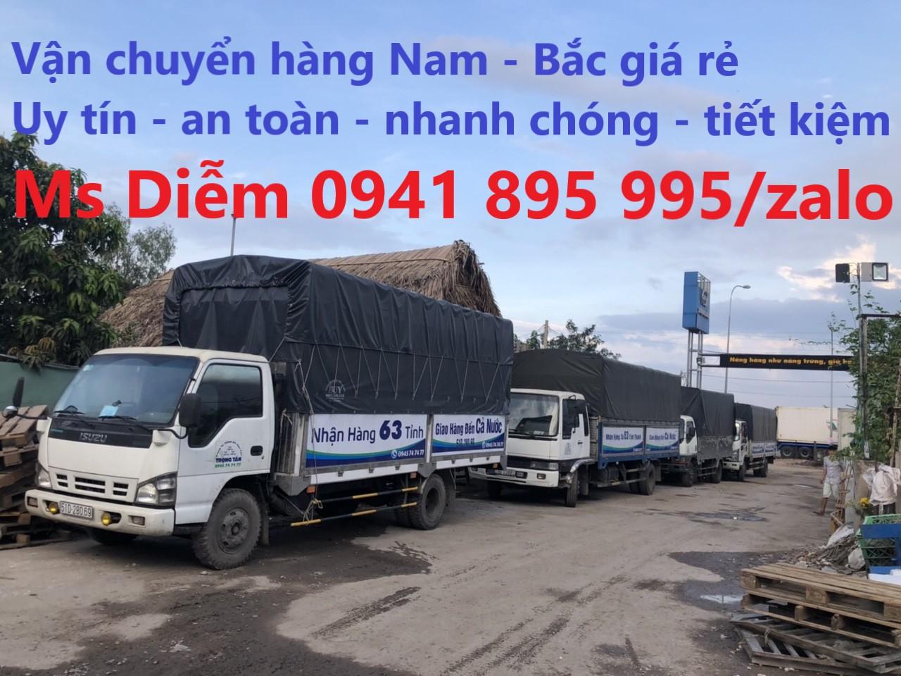 vận chuyển hàng Sài Gòn đi Ninh Kiều Cần Thơ