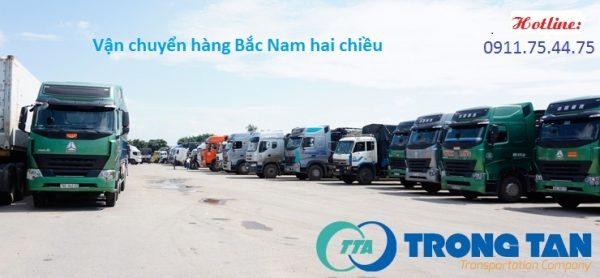 Nhà xe vận chuyển hàng bằng xe tải