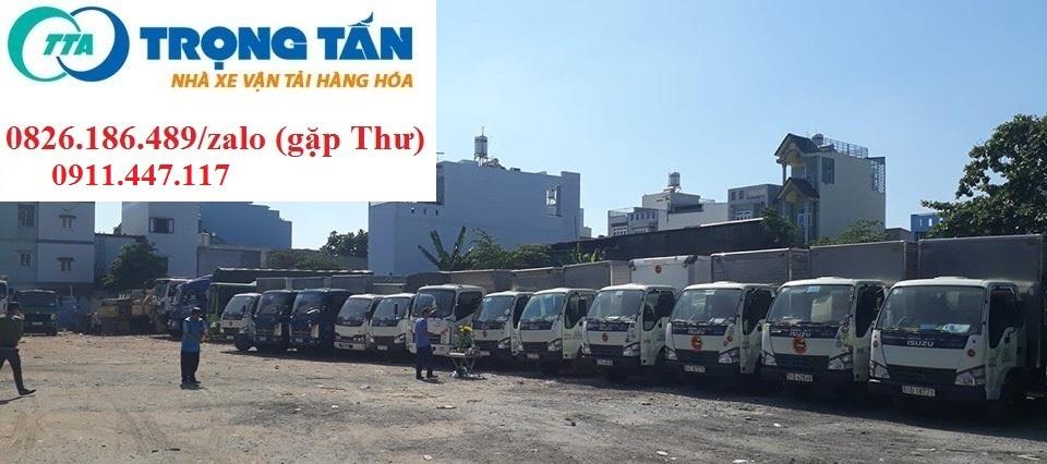 Nhà xe vận chuyển hàng hóa Trọng Tấn