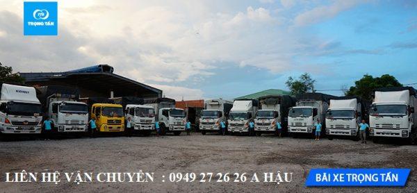 chuyển hàng từ Cam Ranh về Hà Nội