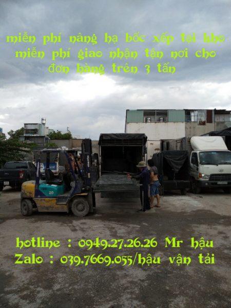 Ghép hàng Hà Nội đi Tây Nguyên