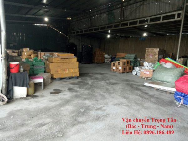 Dịch vụ chuyển hàng Sài Gòn Kiên Giang