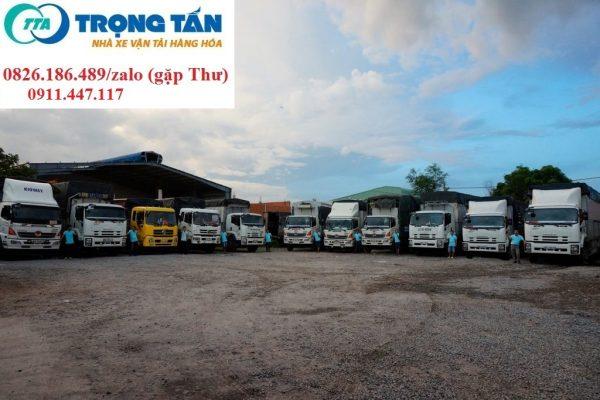 Vận chuyển hàng Hà Nội đi Khánh Hòa