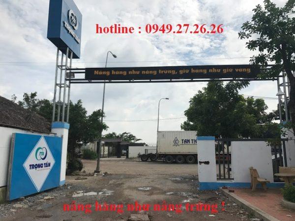 Gửi hàng đi Sóc Trăng từ Vũng Tàu