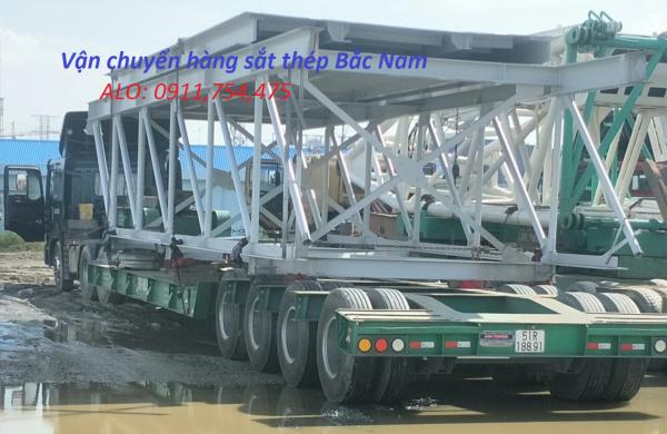 Vận chuyển hàng sắt thép
