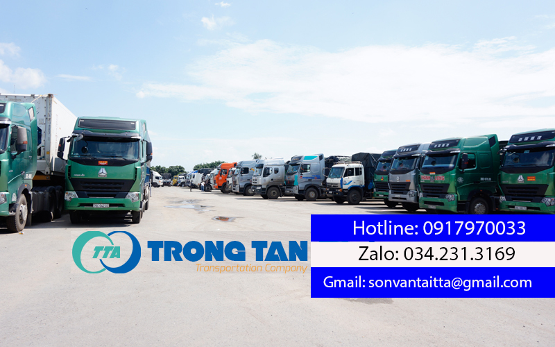 Tuyến vận chuyển hàng Hà Nội đi Đồng Nai