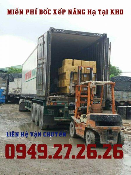 Xe tải chở hàng Đà Nẵng đi Cần Thơ