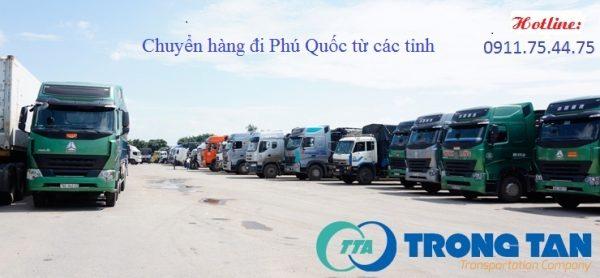 Cước vận chuyển hàng hóa Bắc Nam