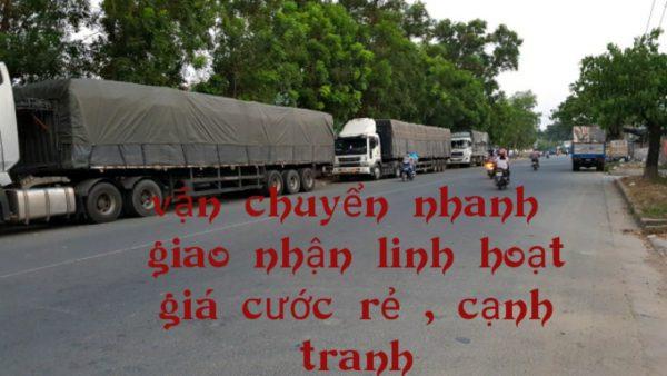 Chành xe tải Sài Gòn đi Quảng Ngãi