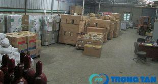 Chành xe tải chở hàng hóa