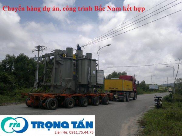 Vận chuyển máy phát điện