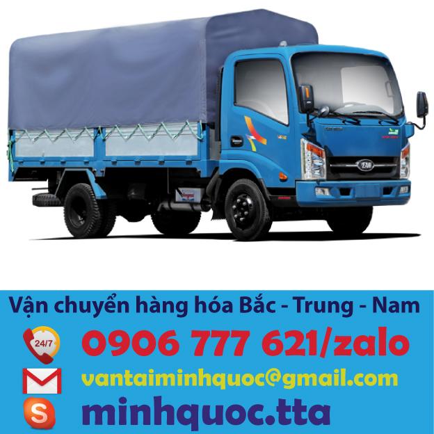 Xe tải Thái Nguyên