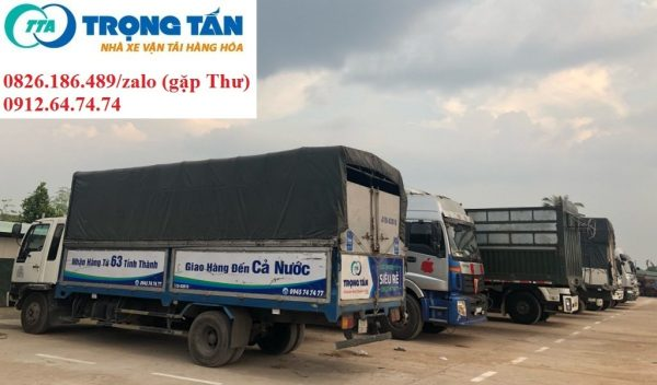 Gửi hàng hai chiều Đà Nẵng đi Thanh Hóa