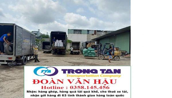 Gởi hàng Bình Định đi Hà Nội