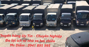 vận chuyển hàng Hà Nội đi Đà Nẵng