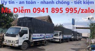 xe tải chạy hàng Đà Nẵng