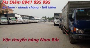 Vận chuyển hàng Sài Gòn đi Hà Tĩnh