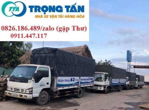 Chở hàng giá rẻ Quận 12 HCM đi Hà Nội
