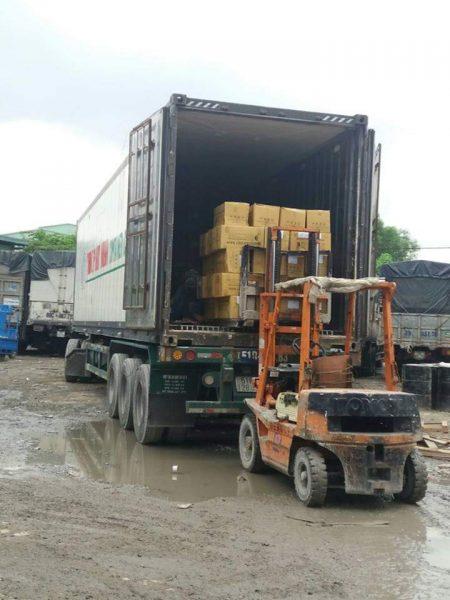 Xe tải Đà Nẵng đi Hồ Chí Minh