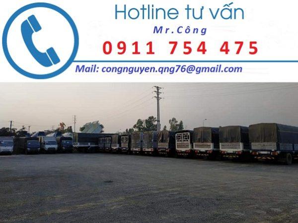 Cần tìm đúng công ty vận tải khi thuê xe vận chuyển máy móc thiết bị