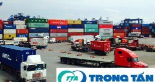 Vận chuyển container Bắc Nam
