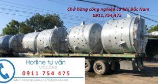 Vận chuyển hàng công nghiệp cơ khí