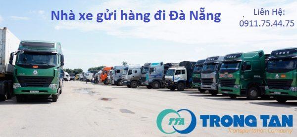 Xe gửi hàng đi Đà Nẵng