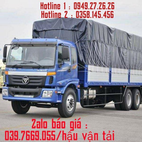 Nhà xe chuyển hàng Bình Định Hà Nội