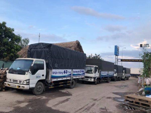 Xe tải tại Hà Nội