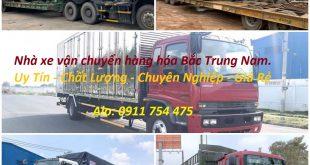 Vận chuyển hàng hóa tại Hà Nội