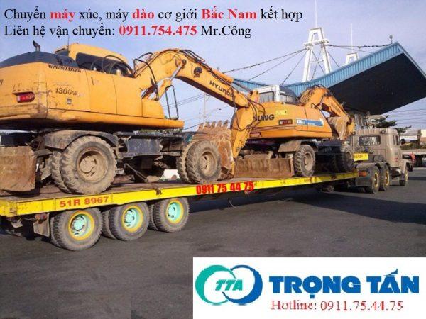 Các dịch vụ vận chuyển hàng hóa  tại Hà Nội - Vận Chuyển xe cơ giới