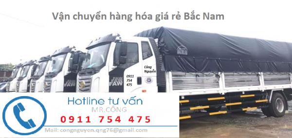 Vận tải hàng hóa Nam Bắc