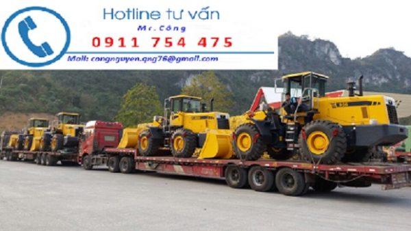 Vận chuyển xe cơ giới ở Kiên Giang