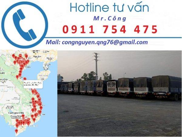Dịch vụ vận chuyển hàng Trọng Tấn