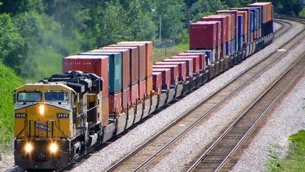 Dịch vụ vận tải hàng hóa đường sắt