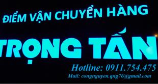 Chành xe vận tải Đà Nẵng