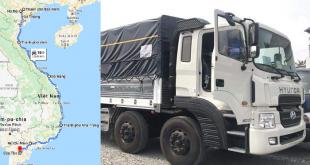 Cho thuê xe vận chuyển hàng đi Bắc Ninh giá rẻ
