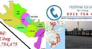Vận chuyển hàng hóa đi Ninh Bình